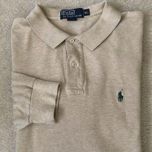 POLO RALPH LAUREN 2Button Pullover Polo shirt XL